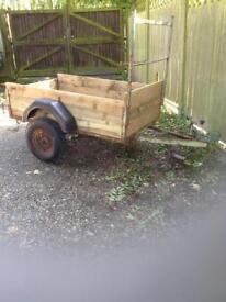 Small trailer for sale £150 ono