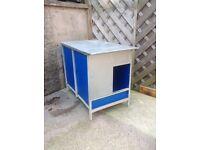 Dog box galvanised / plastic