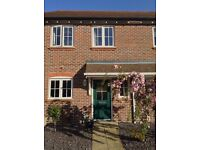 For sale a Lovely 3 bedroomed terrace house in Chichester West Sussex