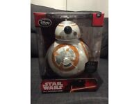 Star Wars BB8 Droid from Disney store £15