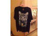 Unisex T Shirts by Mountain & Wild - XL