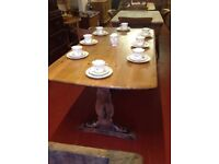 5ft Ercol refectory table