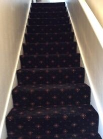 Reduced price. Carpets Living room Dining room and staircase will split
