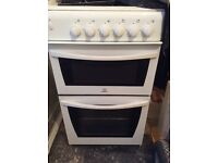 Indesit gas cooker