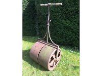 Garden Roller - Victorian Cast Iron
