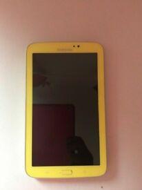 Children's Samsung tablet