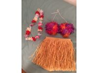 Child's Hawaii outfit