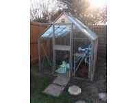 Eden Greenhouse 6x8