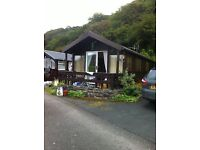 Welsh Seaside Chalet Clarach Bay Investment Second Home