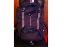 Karrimor Bobcat 65 Litre Rucksack Hiking Walking Trekking Backpack ~ New ~ Never Used ~ Can Deliver