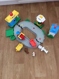 Fisher Price Little People Train