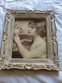 Monsoon Home Shabby Chic Picture Frame