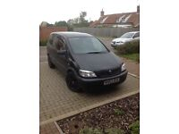 Vauxhall zafria looking for swap small diesel