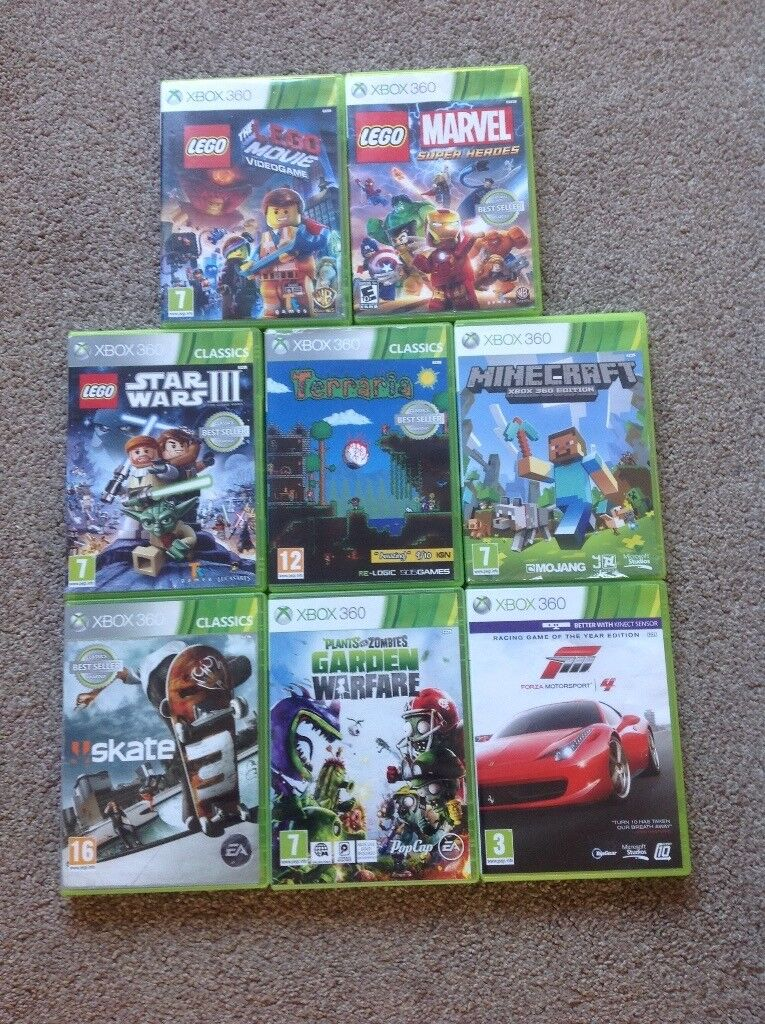 Collection Of Xbox 360 Games In Workington Cumbria Gumtree