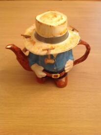 Australian character teapot