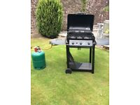 Barbecue by Gas. New perfect condition