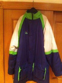 Original Diadora Football Managers jacket