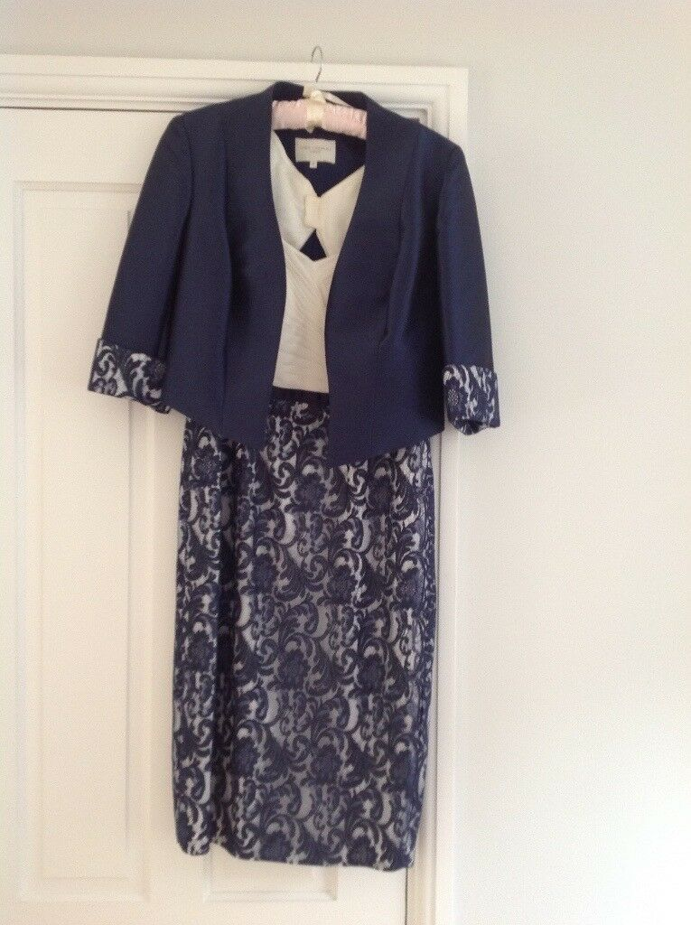 John Charles Designer Mother Of The Bride Dress And Jacket