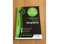 NATIONAL 5 GEOGRAPHY HODDER & GIBSON MODEL PAPERS WITH ANSWERS 2015/16
