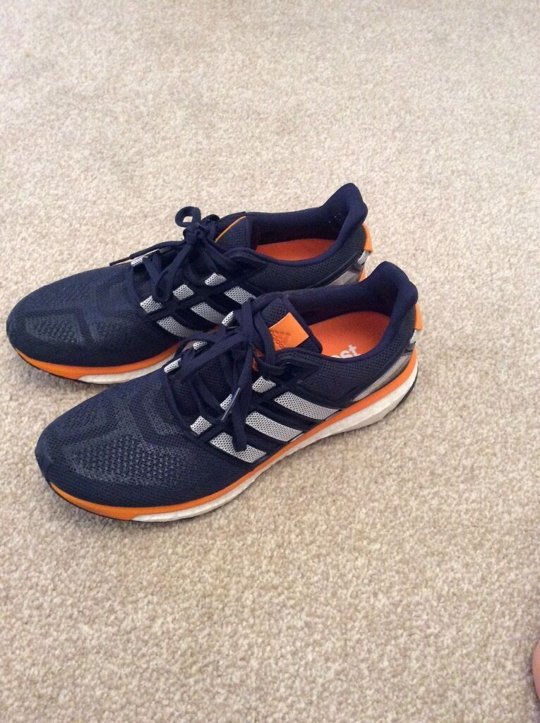 Adidas energy boost running trainers