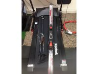 Ski's and poles for sale