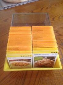 Kathie Webber's Cookery Card Club Box Set