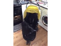 Mothercare Vio pushchair with cosy-toes