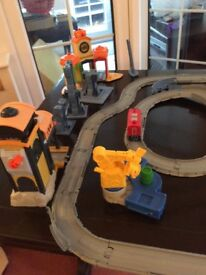 All round chuggington train set