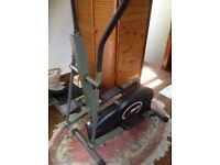 York 2100 elliptical trainer