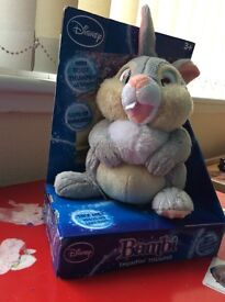 Bambi thumper toy new
