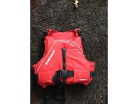 Crew saver life jacket. junior size