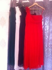 4x new with tags formal dresses