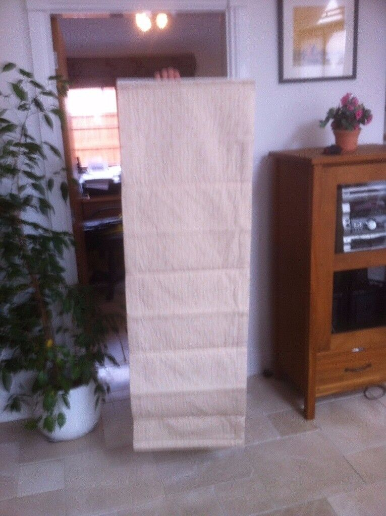 Set of 5 Roman Blinds