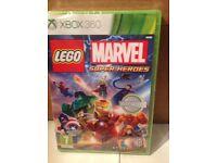 Xbox 360 Marvel super hero game