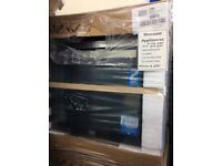Beko single electric oven new in package rrp £250 12 mth gtee £200