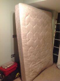 Coniston king size mattress