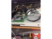Xbox one s white quicksale £200 Ono swapz welcome