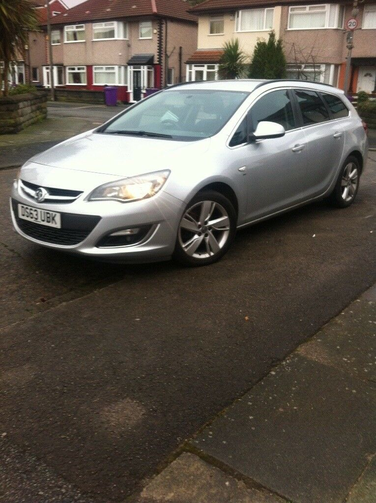Vauxhall astra 2013 1.6 Sri | in Liverpool, Merseyside ...