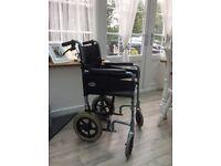 Select Lite wheelchair