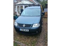 Vw caddy ......coil overs , air con , etc
