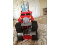 Smokey the Fire Truck - fire engine toy