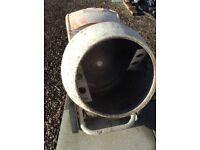 Belle 110V Cement Mixer