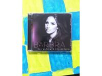 Barbra: The Ultimate Collection. (CD).
