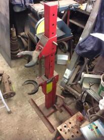 Sealey coil spring compressor
