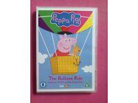 Peppa Pig childrens dvd