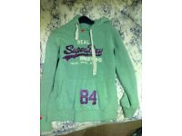Super dry hoodie for sale