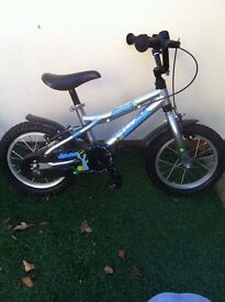 Dawes Blowfish 14in Kids Bike - great first bike, good condition