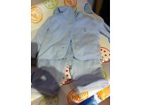 Mix baby boy clothes some designer