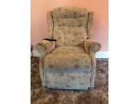 Electric Riser Recliner Mobility Armchair