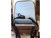 K9 Courier - KURGO Dog Carrier & Car Booster Seat inc. inst